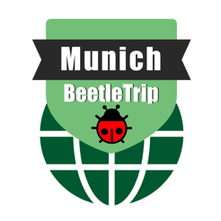 Munich travel guide and offline city map, Beetletrip Augmented Reality München bahn Metro Train and ...