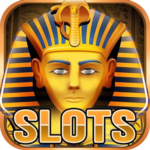 A Pharaoh's Gold Las Vegas Progressive Casino Slots iOS App