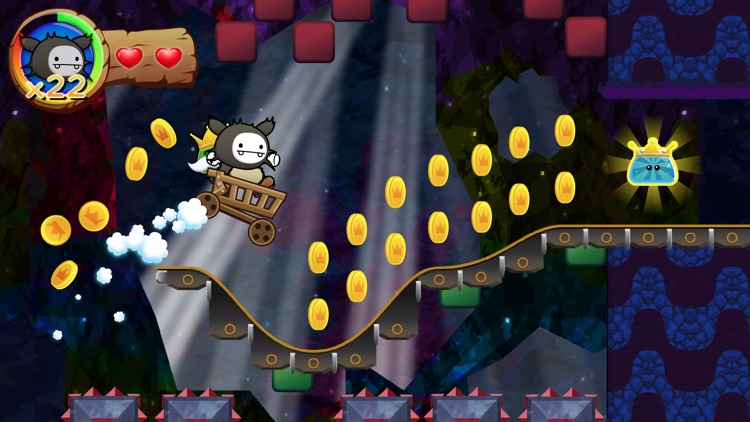 Wacoon Jump! screenshot-4