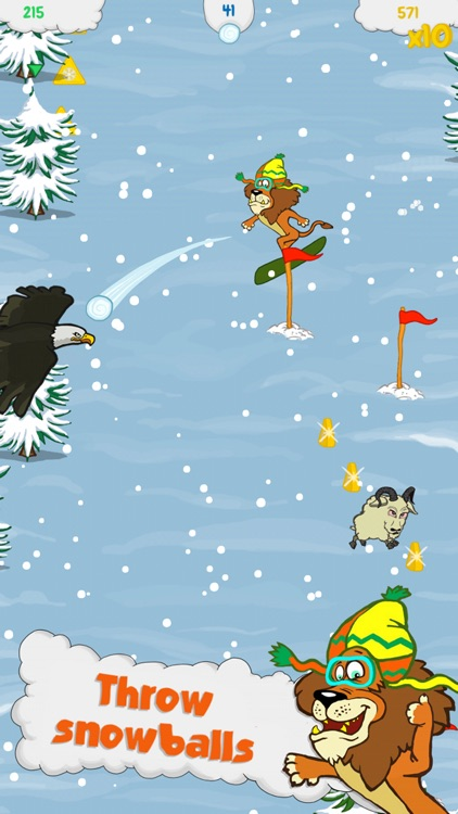 Wild Ski screenshot-2