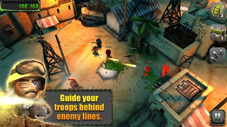 Tiny Troopers screenshot-1