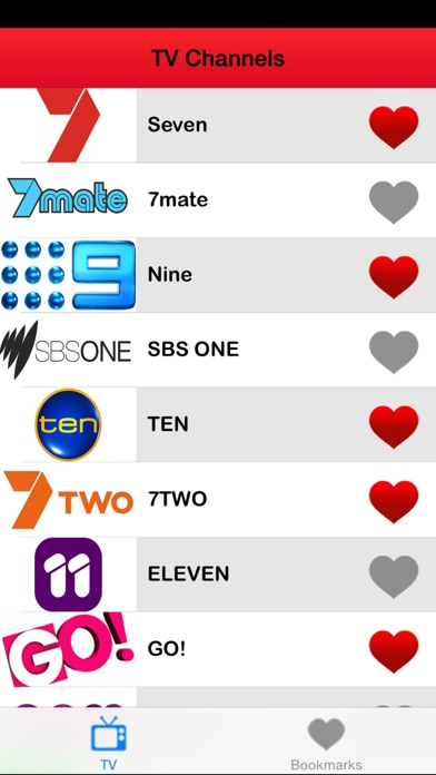 ► TV listings Australia: Channels TV-guide (AU) -