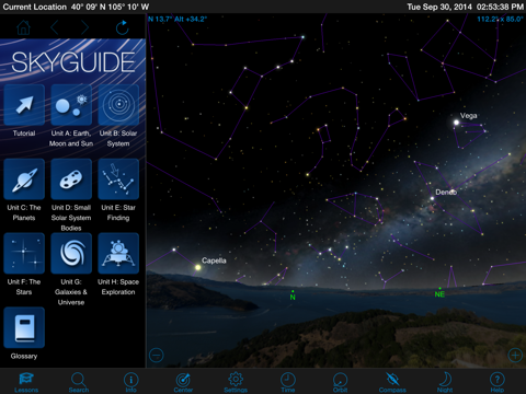 Starry Night College screenshot 2