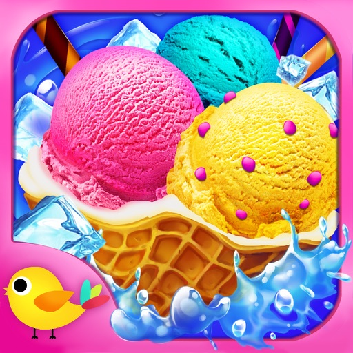 Ice Cream Maker Salon