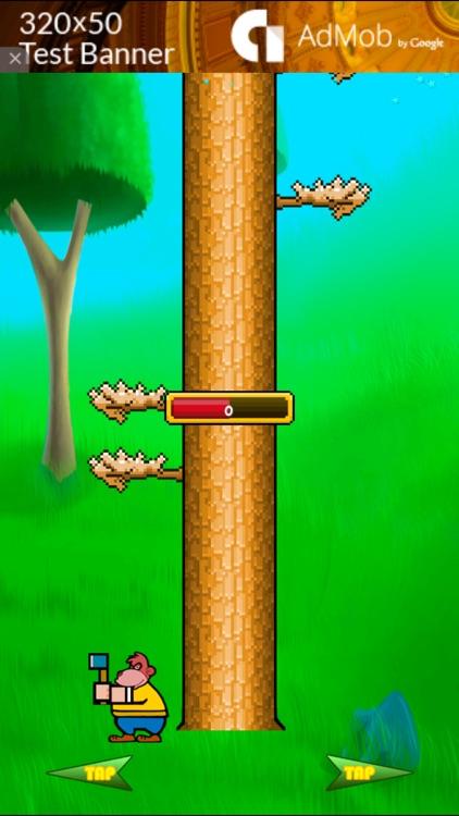 猴子爱砍树