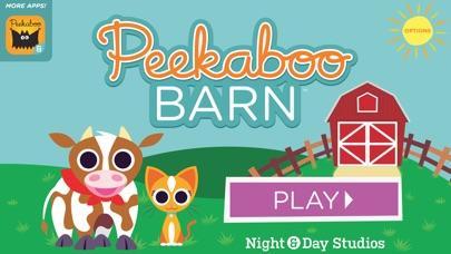 Screenshot for Peekaboo Barn in United States App Store
