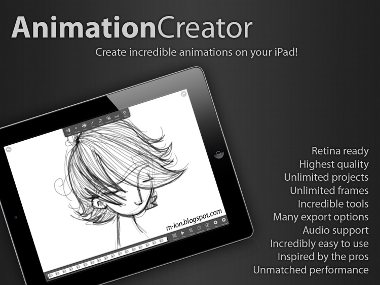 Animation Creator HD Express screenshot-0