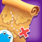 App Icon for The Amazing Quest, de vergeten schat - een avonturenspel voor kinderen App in Belgium IOS App Store