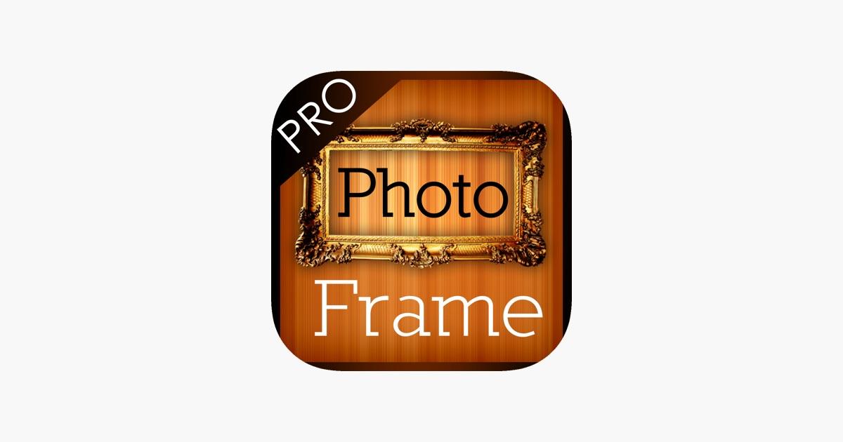 Photo Frame Pro | Digital Album for iPad im App Store