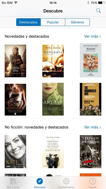 Nubico: eBooks y revistas sin límites