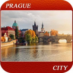 Prague Offline City Travel Guide