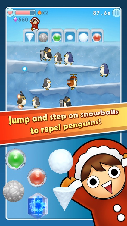 Penguins are coming