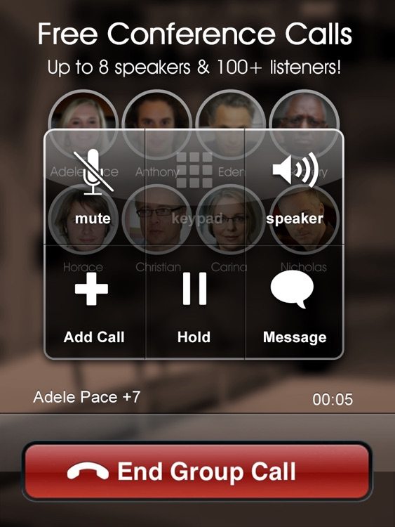 Dingtone Free Phone Calls & Text Messaging with Cheap International Calling and Texting for iPad screenshot-3