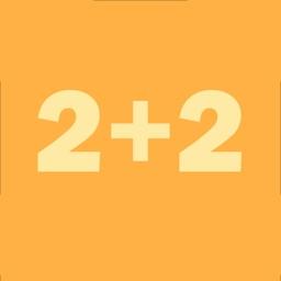 2+2 Math Game