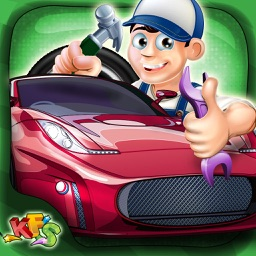 Build My Car & Fix It – Make & repair vehicle in this auto builder & maker game for crazy mechanics