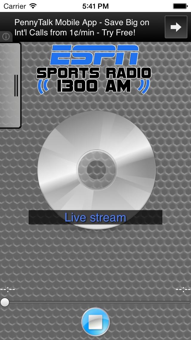 ESPN SPORTS RADIO 1300 WLXG-0