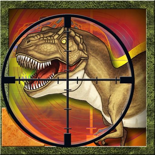 Dinosaur Hunt Sniper Game FREE