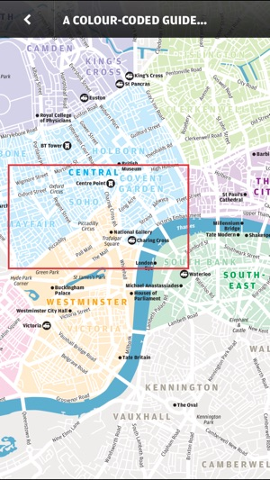London Map Guide.London Wallpaper City Guide