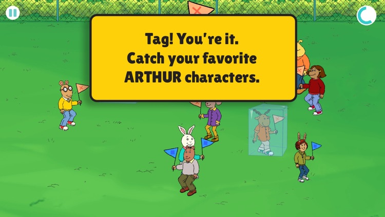 Arthur's Big App screenshot-2