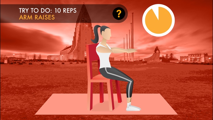 20 Minute Beginners Workout Free by Power 20 screenshot-2