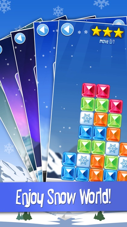 Break The Ice: Snow World screenshot-3
