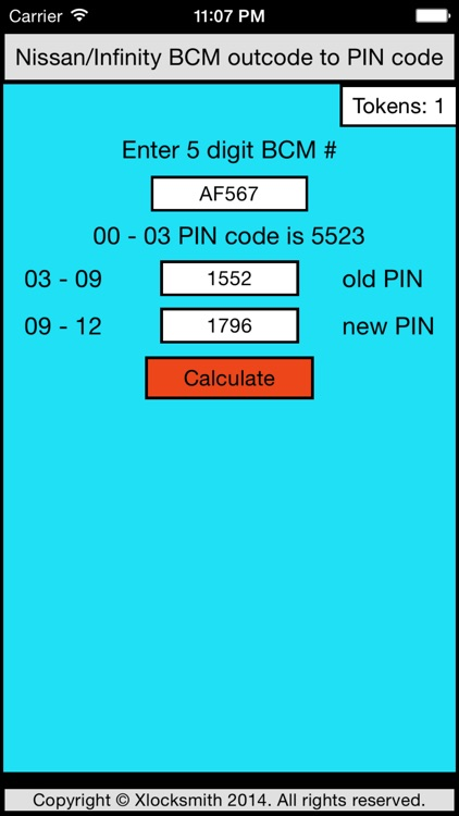 NISSAN/INFINITY BCM TO PIN CONVERTER screenshot-2