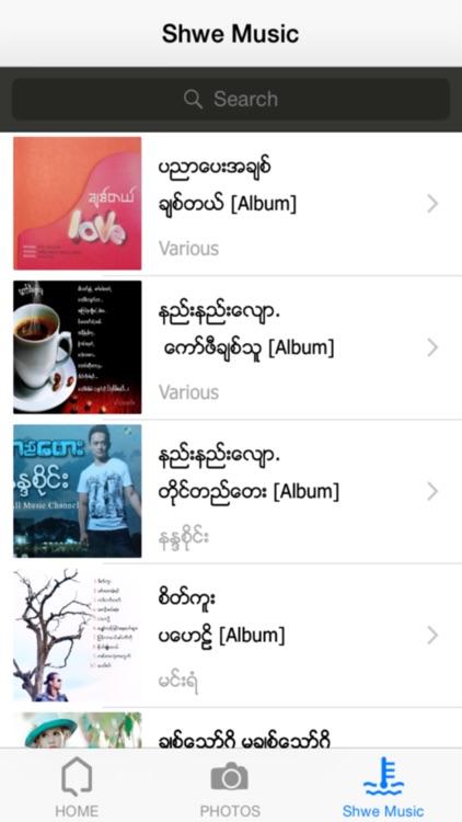 Shwe Music