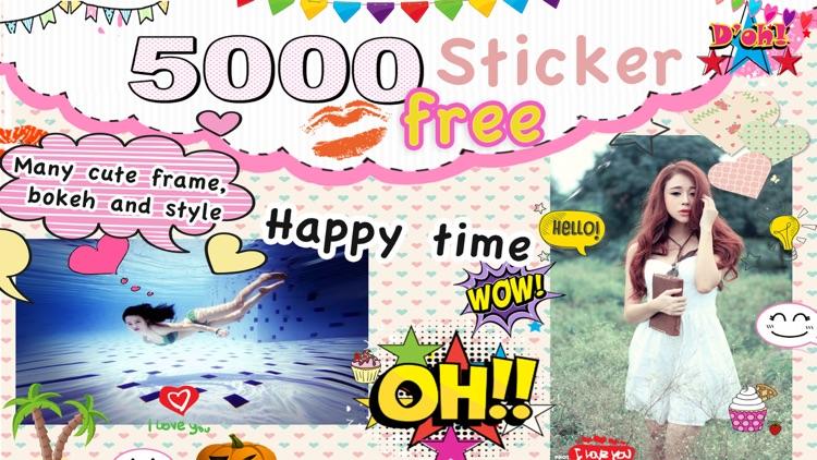 Photo Collage Maker 360 screenshot-3