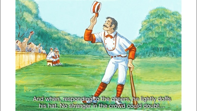 iStoryTime Classics Kids Book - Casey at the Bat screenshot-4