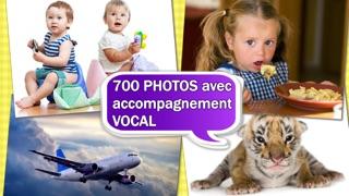 Screenshot #1 pour Apprendre en même temps! – jeu de développement pour bambins et enfants: des mots, des photos, des dessins!