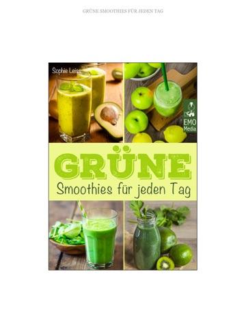 Grune Smoothies Fur Jeden Tag Die Besten Rezepte Geniessen