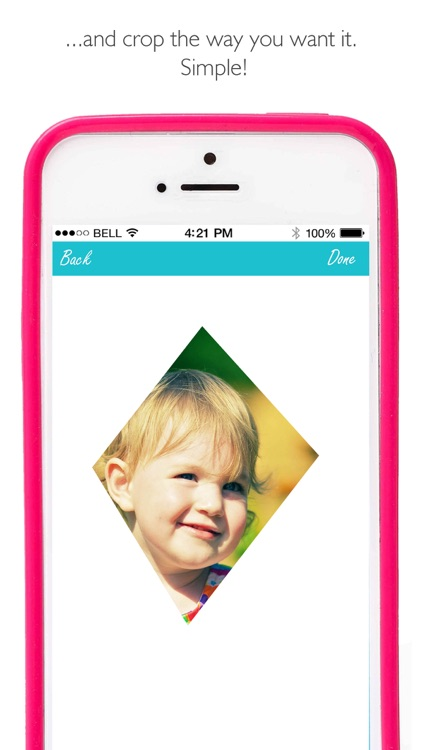 Crop for Free – Instant Photo Cropping Editor screenshot-3