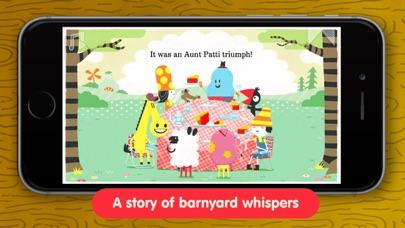 Have You Heard - kids interactive book app screenshot two