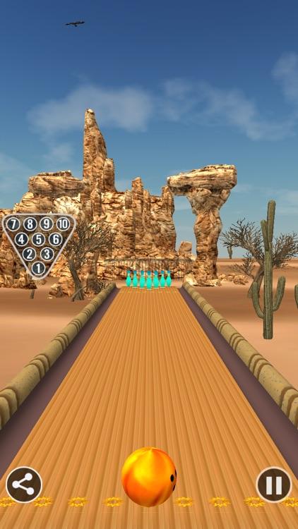 Bowling Paradise 2 Pro screenshot-4
