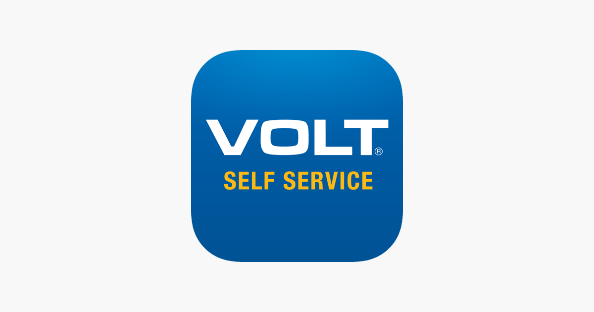 Volt Self Service On The
