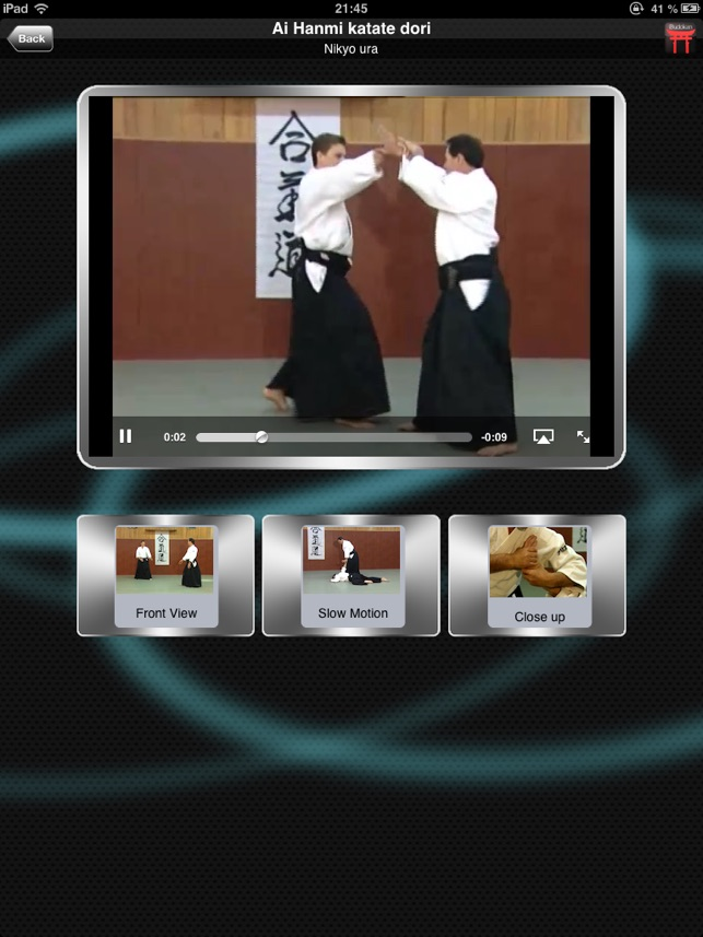 Christian Tissier Aikido HD on the App Store