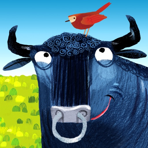 Angus the Irritable Bull - A funny story of friendship on the farm