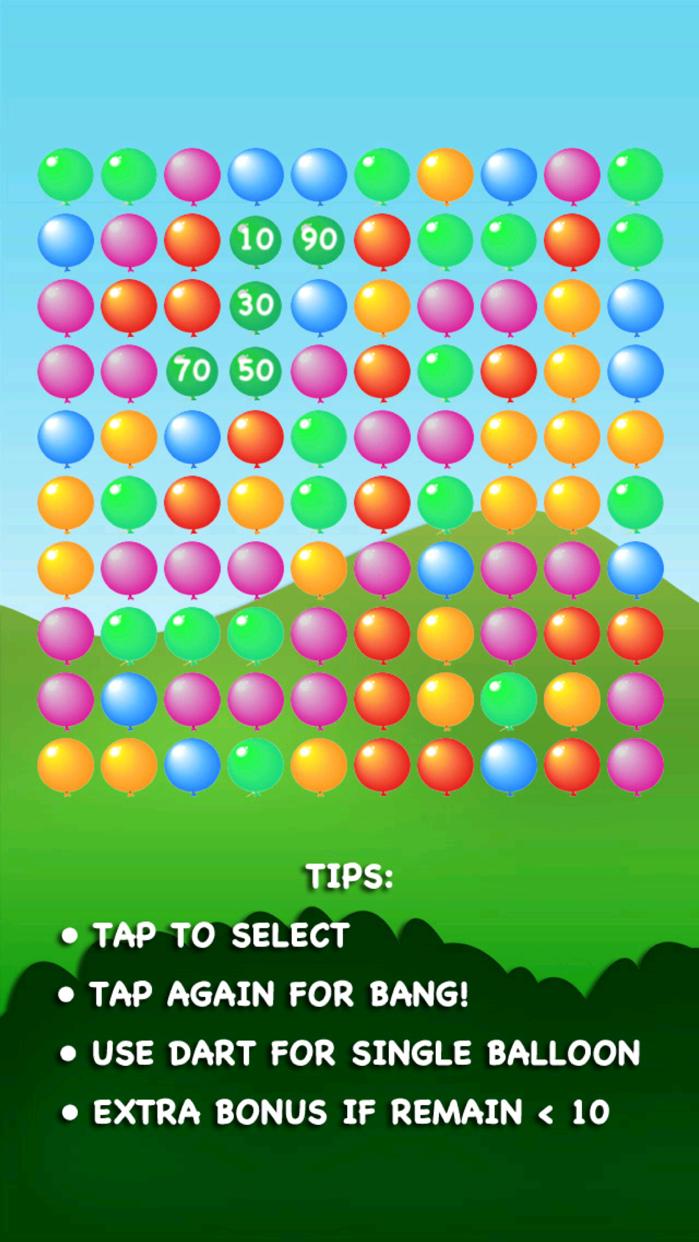 Balloon Crush Screenshot