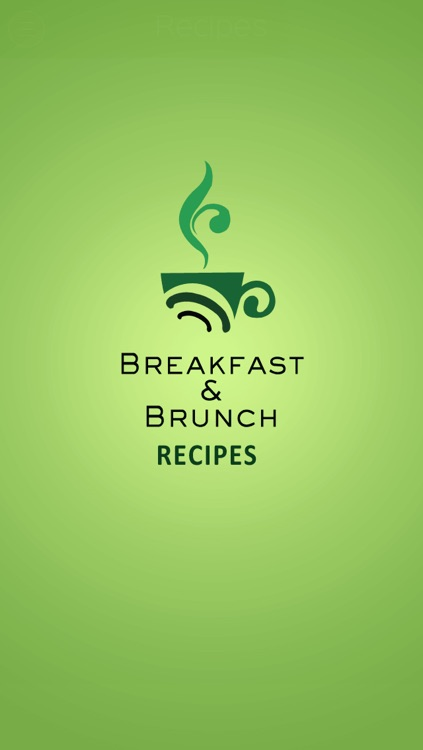 Brunch & breakfast Recipes