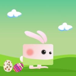 Easter Egg Bunny Runner HD