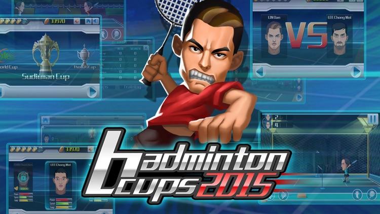Badminton Cups 2015