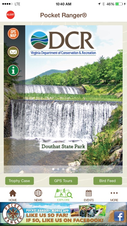 Virginia State Parks Guide- Pocket Ranger® screenshot-1