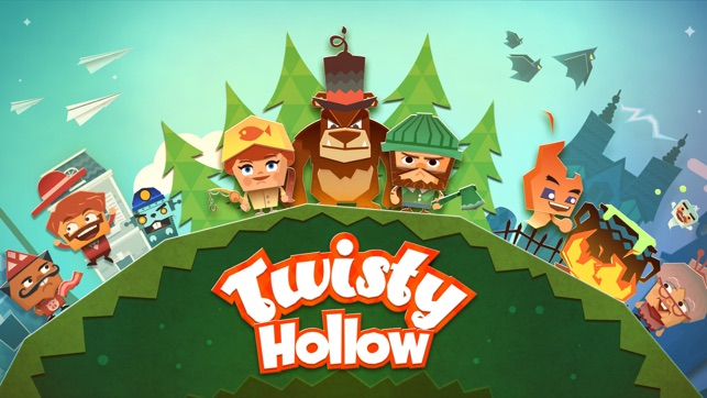 Twisty Hollow Screenshot