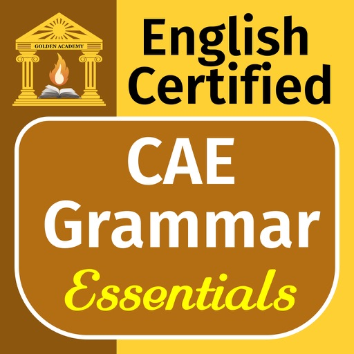 English Certified : CAE Grammar Essentials icon