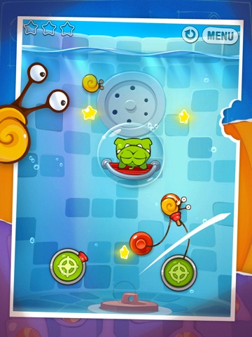 Скачать Cut the Rope: Experiments HD