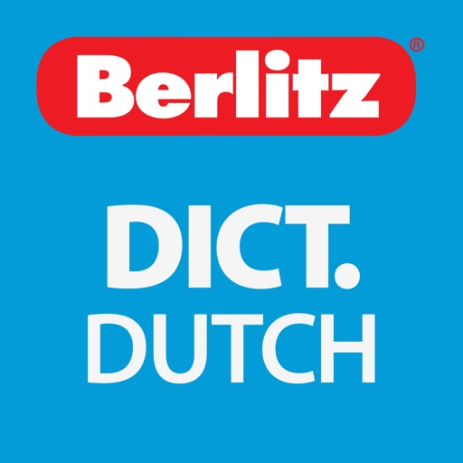 Dutch - English Berlitz Essential Dictionary