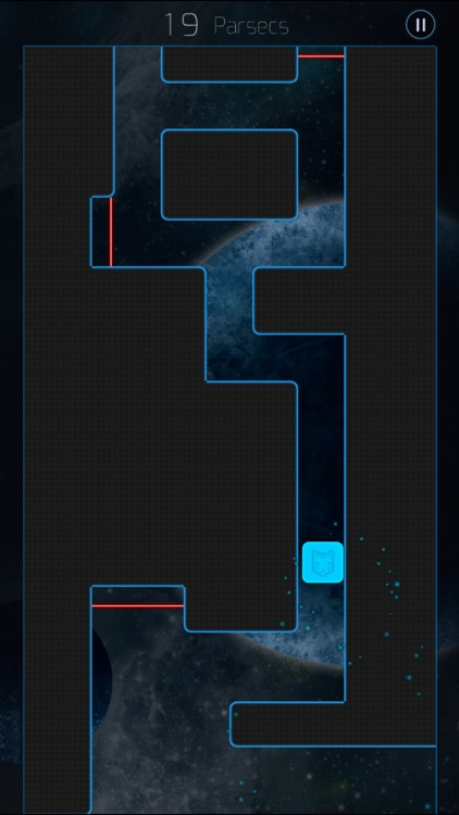 Gravity Box: Space Run screenshot-3