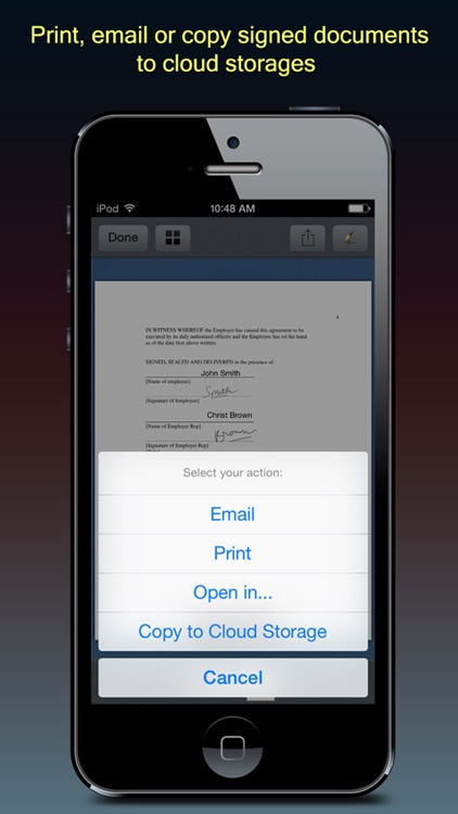 TurboSign Pro - Quickly Sign and Fill PDF Documents