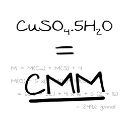 CMM   Molar Mass Calculator