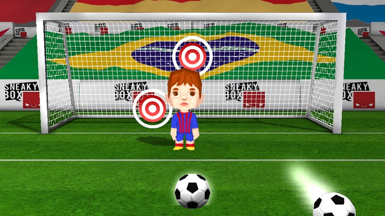 Kids soccer (football) screenshot-4